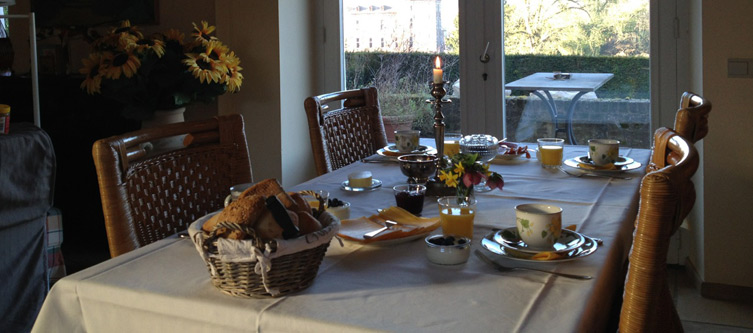 Lounge & ontbijt